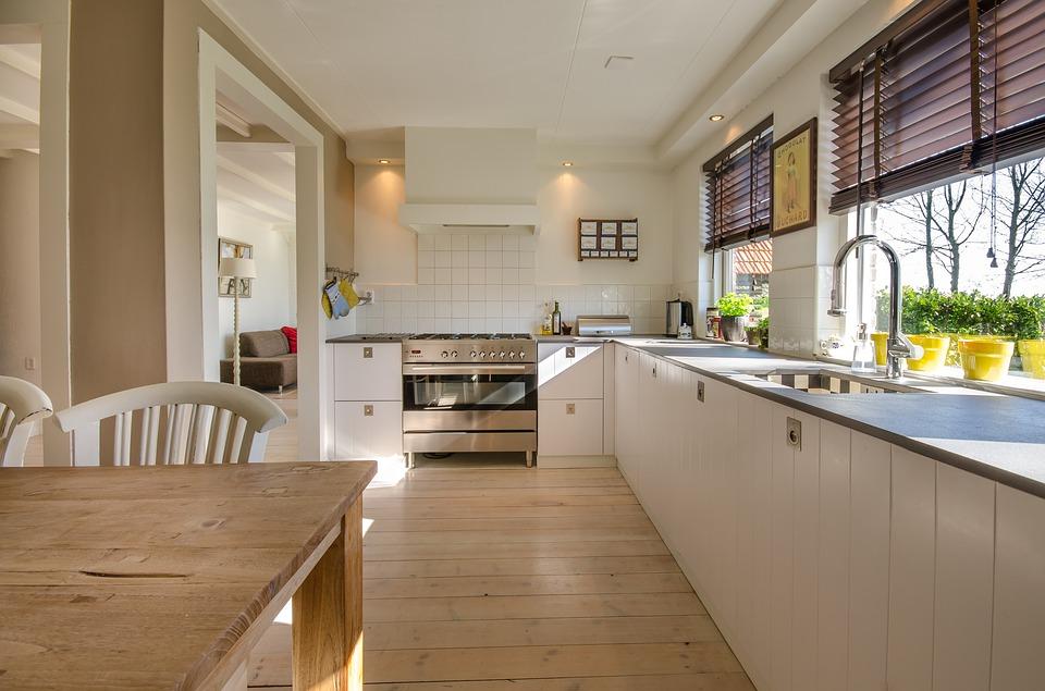 Med nyt køkken af genbrug sparer du penge