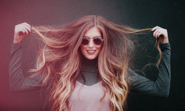 Gode råd til, hvordan du kan spise dig til sundt hår