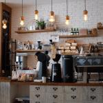 Gør din café synlig med reklame bannere